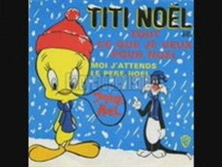 Titi Et Grosminet Moi j'attends le père Noël (1974)
