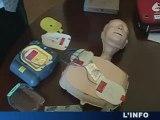 La Sarthe se dote de défibrillateurs cardiaque