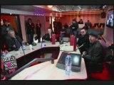 U2 chez MIKL dans L'émissions sans interdit sur NRJ