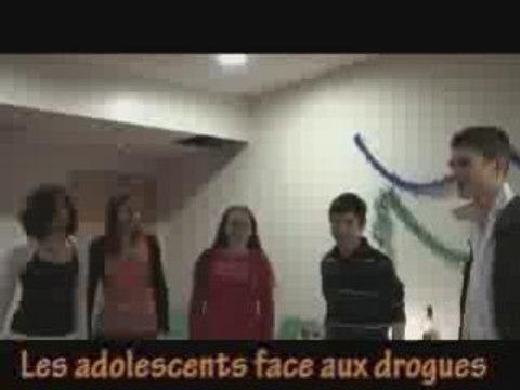 les adolescents face aux drogues
