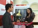 Love Guru Celina Jaitley launches her own website