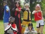 Naruto cosplay japan manga festival 2007