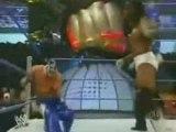 Rey Mysterio & RVD vs Eddie Guerrero & Booker T 30.12.04 P1