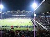 Lyon - Barça entrée des blaugranas
