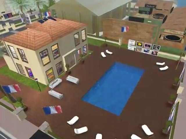 Second Life - Groupe France ****