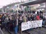 Opération Aristochat mouillé sur les voies SNCF