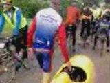 Paris-Brest-Paris 2008 : un vélo spéciale à Carhaix
