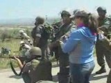 Trip to Bil'in, Palestine