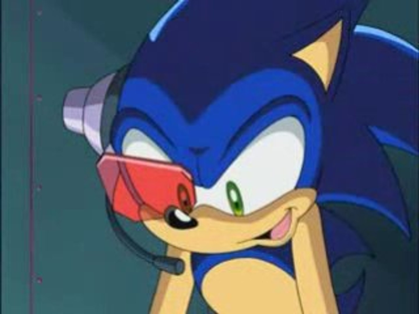 Sonic X Episode 2 Sonic To The Rescue Video Dailymotion