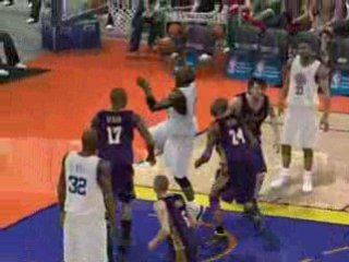 NBA 2K9 MJ Highlights