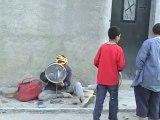 Le réparateur de tamis en Kabylie