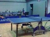 Match de tennis de table tt baulon