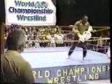 Gordon Solie Interviews Ric Flair & Tony Atlas - 1983