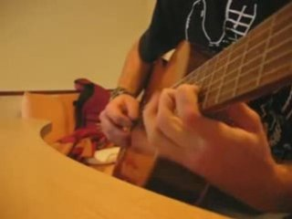 Guitar Pirates of the Caribbean (UNBELIEVABLE)
