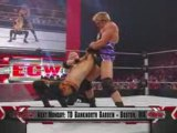 Jack Swagger vs Christian - ECW Title - WWE ECW 2/24/09