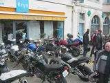 Vidéo balade moto 1er mars 2009 moto 29 brest