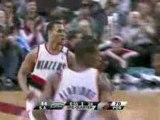 NBA Spurs vs. Trail Blazers March 1, 2009