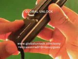 How To Unlock BOUYGUES France Sony Ericsson W810i ouvrir