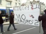 Manif universite Caen 3 mars 2009 slogan pourri