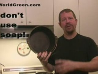 The Natural Non-Stick, How To Green Your Kitchen