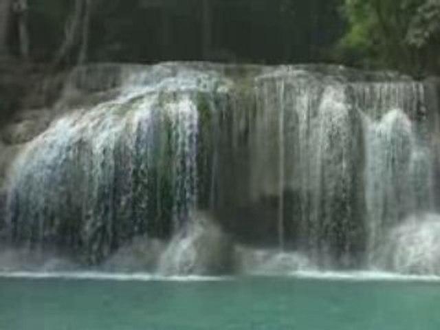 Thailande-Erawan waterfalls