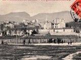 Inondations au Pont du Las - Octobre 1886