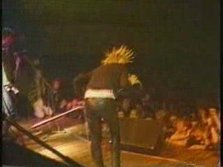 Gbh - City Baby Attacked By Rats (Live La 1983)