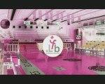 LFB 2008 2009 J19 Bourges Basket Challes les Eaux