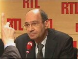 Eric Woerth invité de RTL (05/03/09)