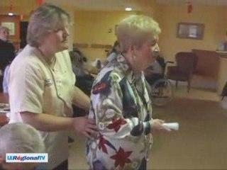 La Wii, nouveau sport à la mode dans les maisons de retraite