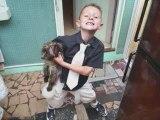 Mon fils que j'aime de tout mon coeur