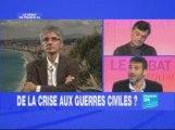 FRANCE 24 DEBAT DE LA CRISE AUX GUERRES CIVILES? PART 2