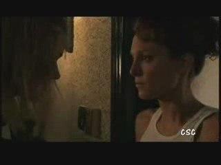 Alice et Dana : premier baiser