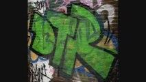 Graffiti Street Art Video of Street Artists Work