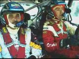 Yvan Muller tested the IRC rally