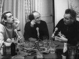 Interview du 06/01/69 de Brassens, Brel et Ferré 4ème Partie