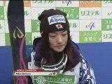 Inawashiro 2009 Dual Moguls titles for Aiko Uemura