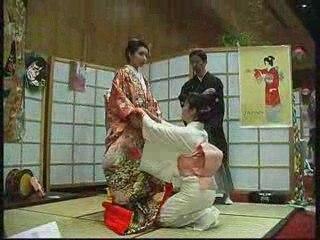 Le kimono de mariage Japon