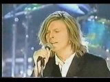 david bowie ashes to ashes live at the BeeB 2000