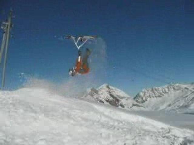 Snowscoot Master Class 08