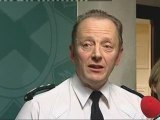 Chief Constable speaks about shooting of police officer
