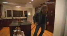 WWE Raw 09/03  Partie 9/9 : Triple H arrive chez Randy Orton