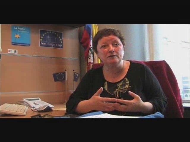 Brigitte Fouré 1 - Etre Député européen