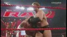 Raw JBL vs CM Punk IC Title