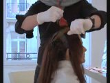 Le relooking coiffure d'Isabelle