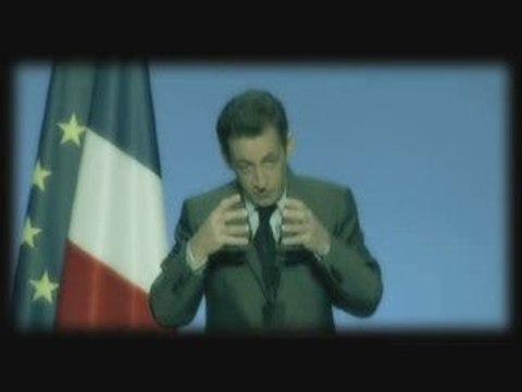 La leçon de Mr Sarkozy