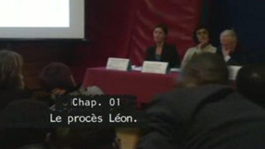 Le procès léon.