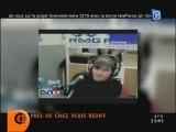 RMG Invité sur Télé GRENOBLE pour l'affaire Amandine du 38