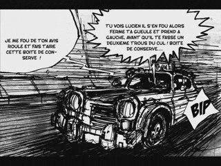 Smoljanovic épisode 3 mangas style