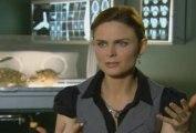 Emily Deschanel Talks About David Boreanaz Directing Bones 5